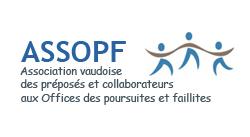 assopf.ch – Association vaudoise des préposés et collaborateurs aux Offices des Poursuites et Faillites